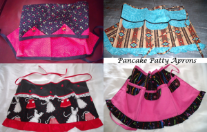 Pancake Patty Aprons